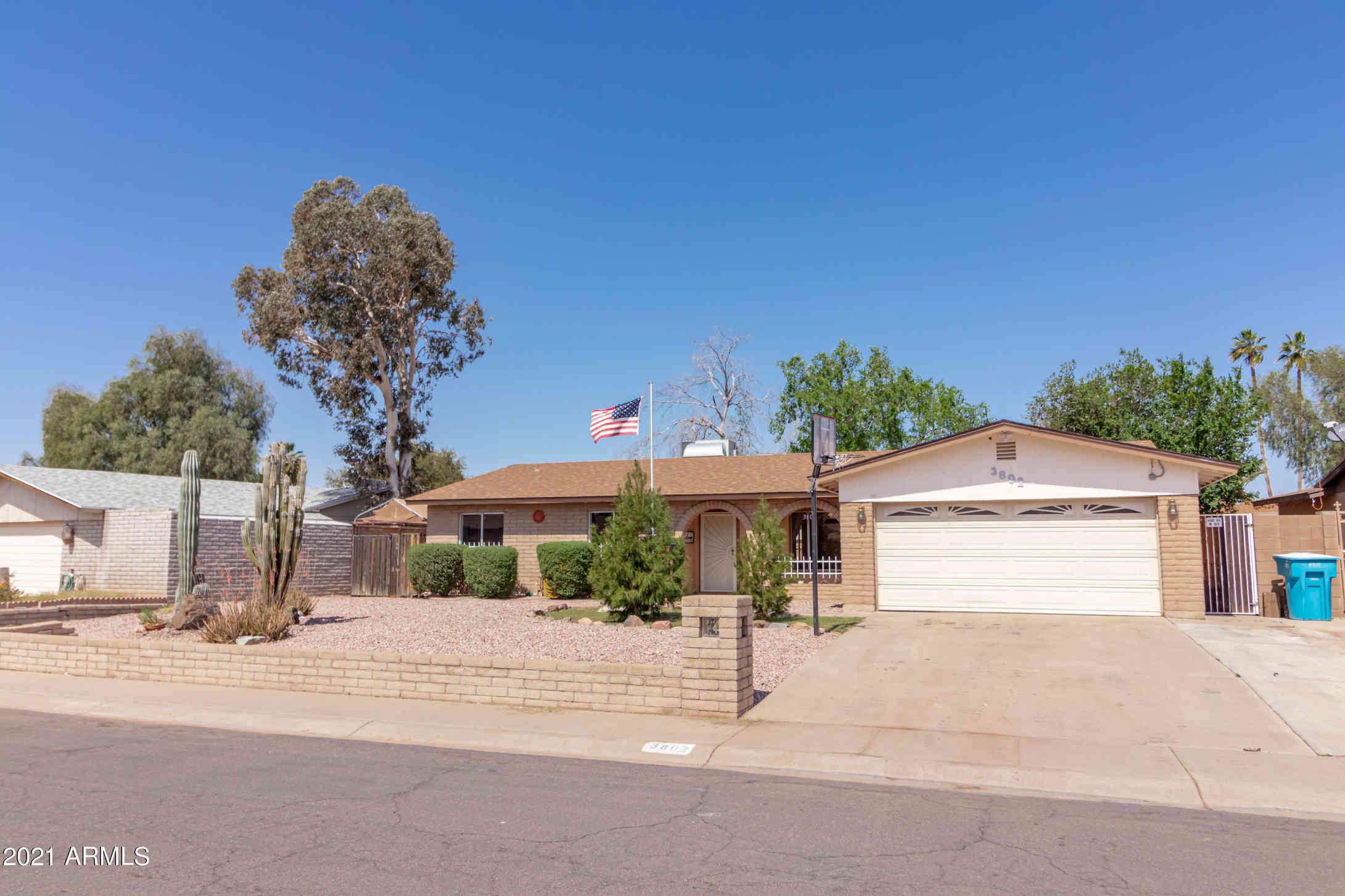 3802 W HATCHER Road, Phoenix, AZ, 85051,