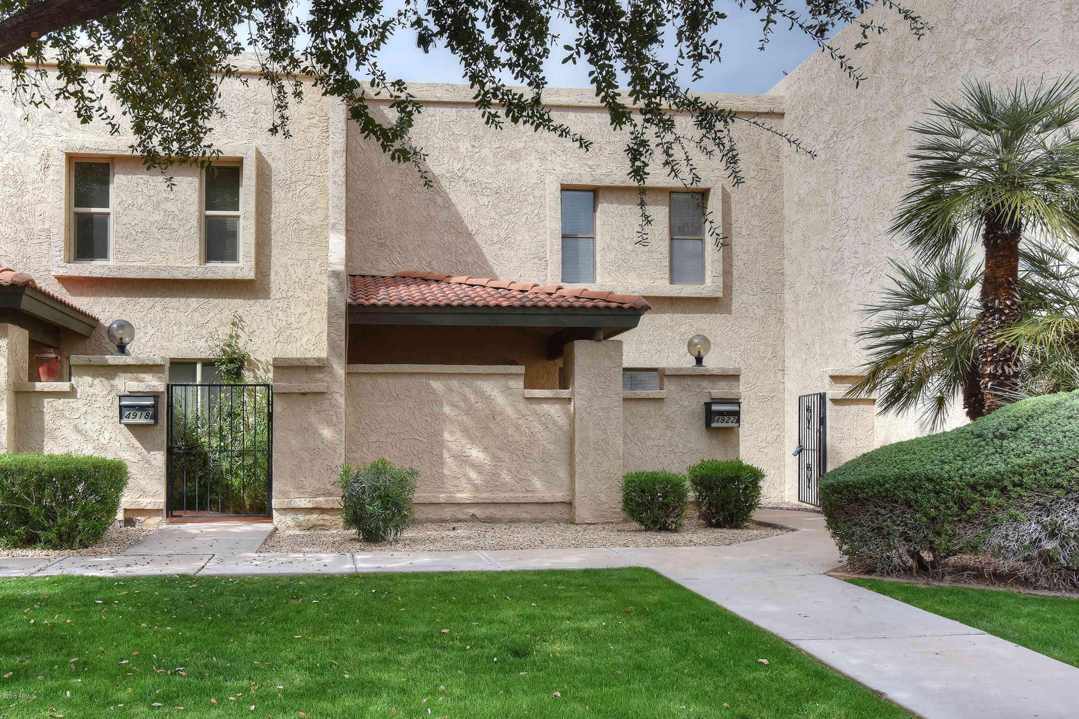 4922 N 74TH Street, Scottsdale, AZ, 85251,