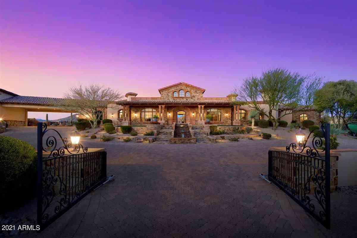 10232 E CINDER CONE Trail, Scottsdale, AZ, 85262,