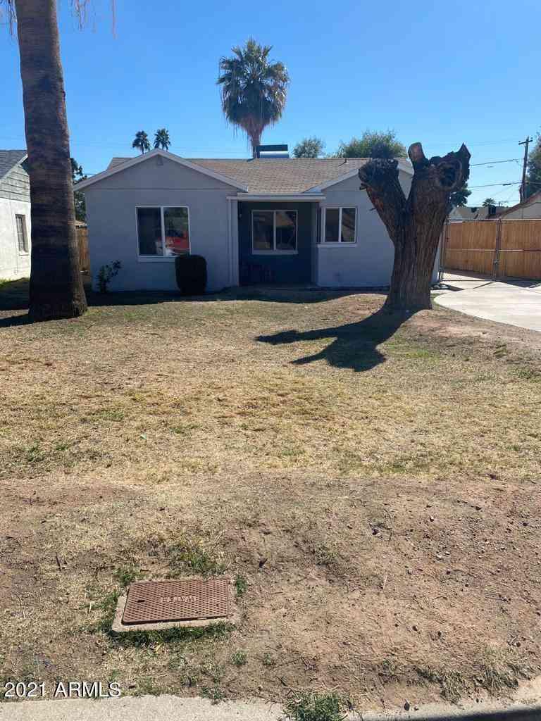 2117 E YALE Street, Phoenix, AZ, 85006,