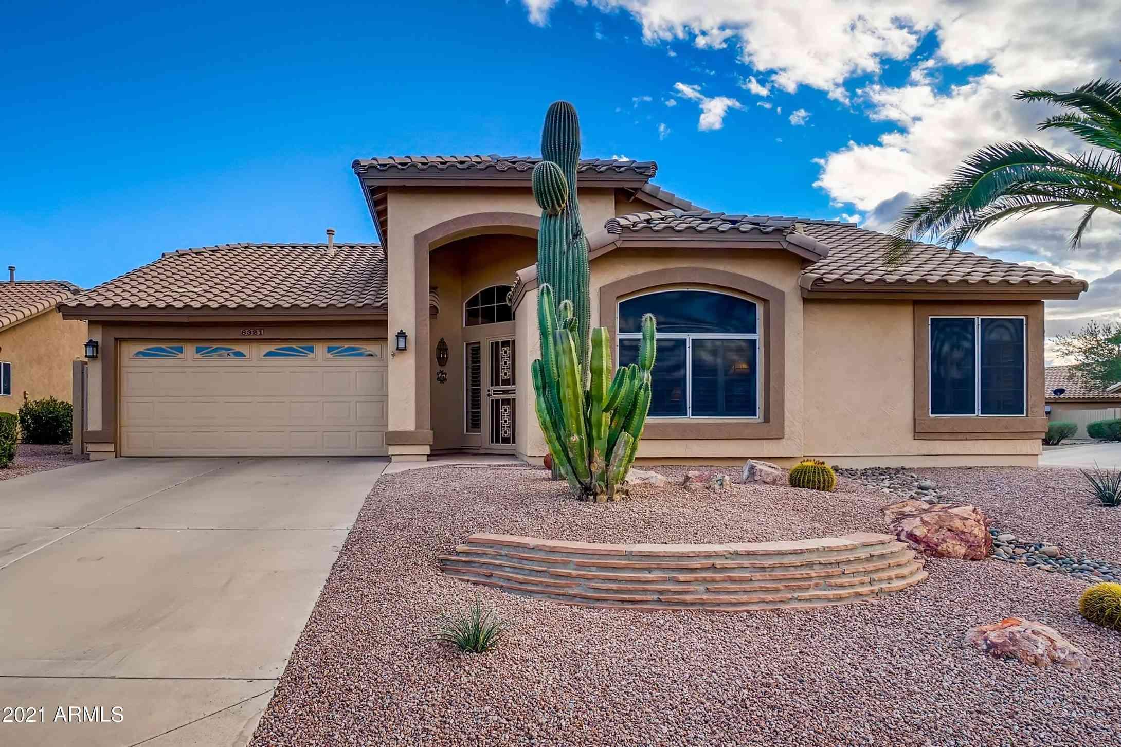 8321 W ESCUDA Drive, Peoria, AZ, 85382,