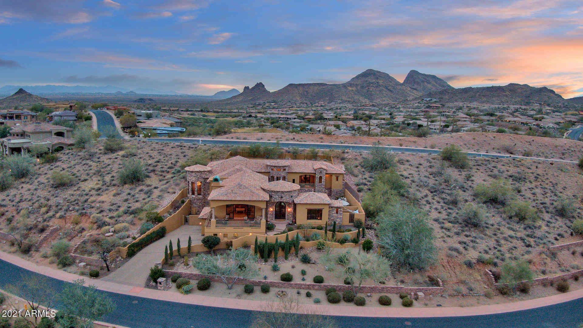 9446 N DESERT WASH Trail, Fountain Hills, AZ, 85268,