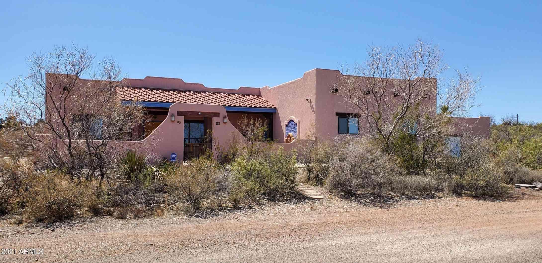 95 N GILA Drive, Tombstone, AZ, 85638,