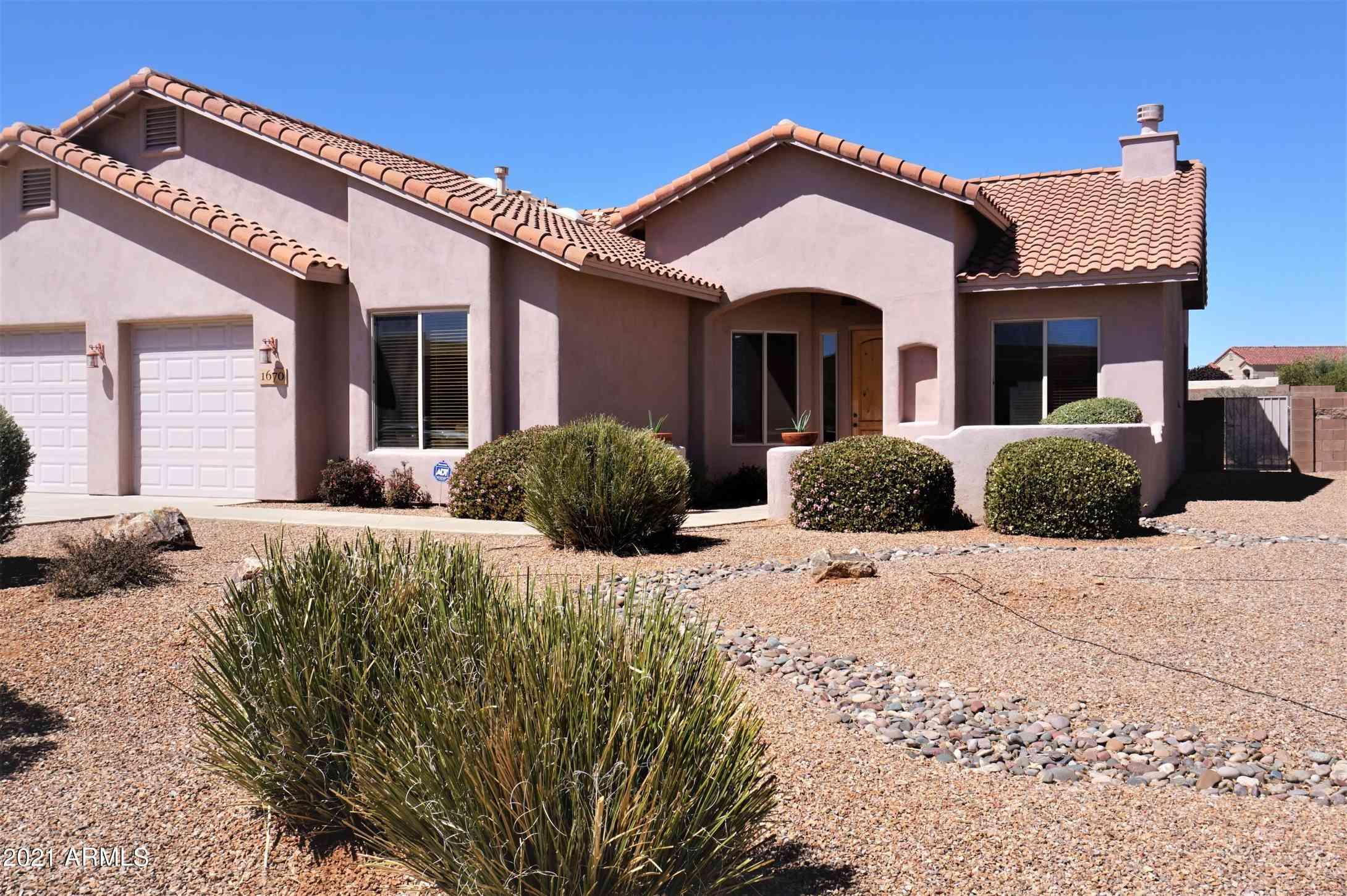 1670 Cll Ventana --, Sierra Vista, AZ, 85635,