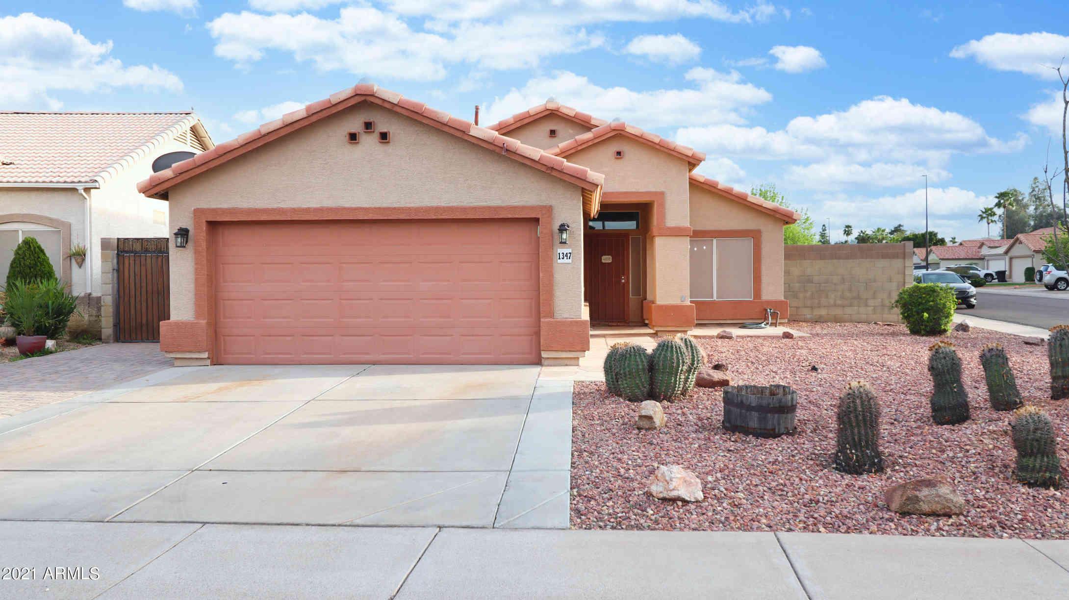 1347 E PAGE Avenue, Gilbert, AZ, 85234,