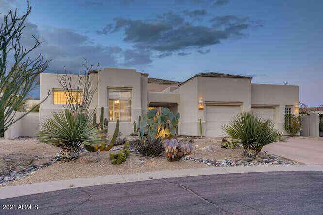 11160 E GAMBLE Lane, Scottsdale, AZ, 85262,