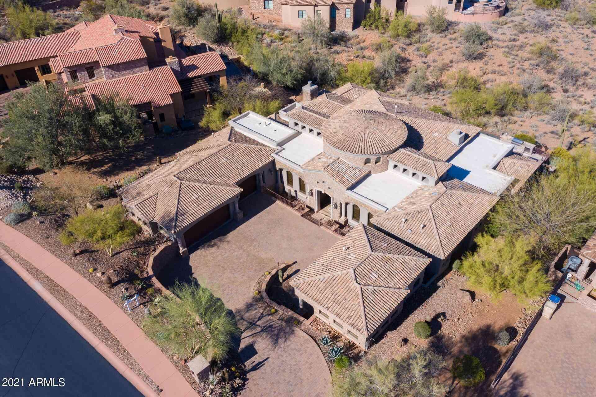 9151 N FIRERIDGE Trail, Fountain Hills, AZ, 85268,