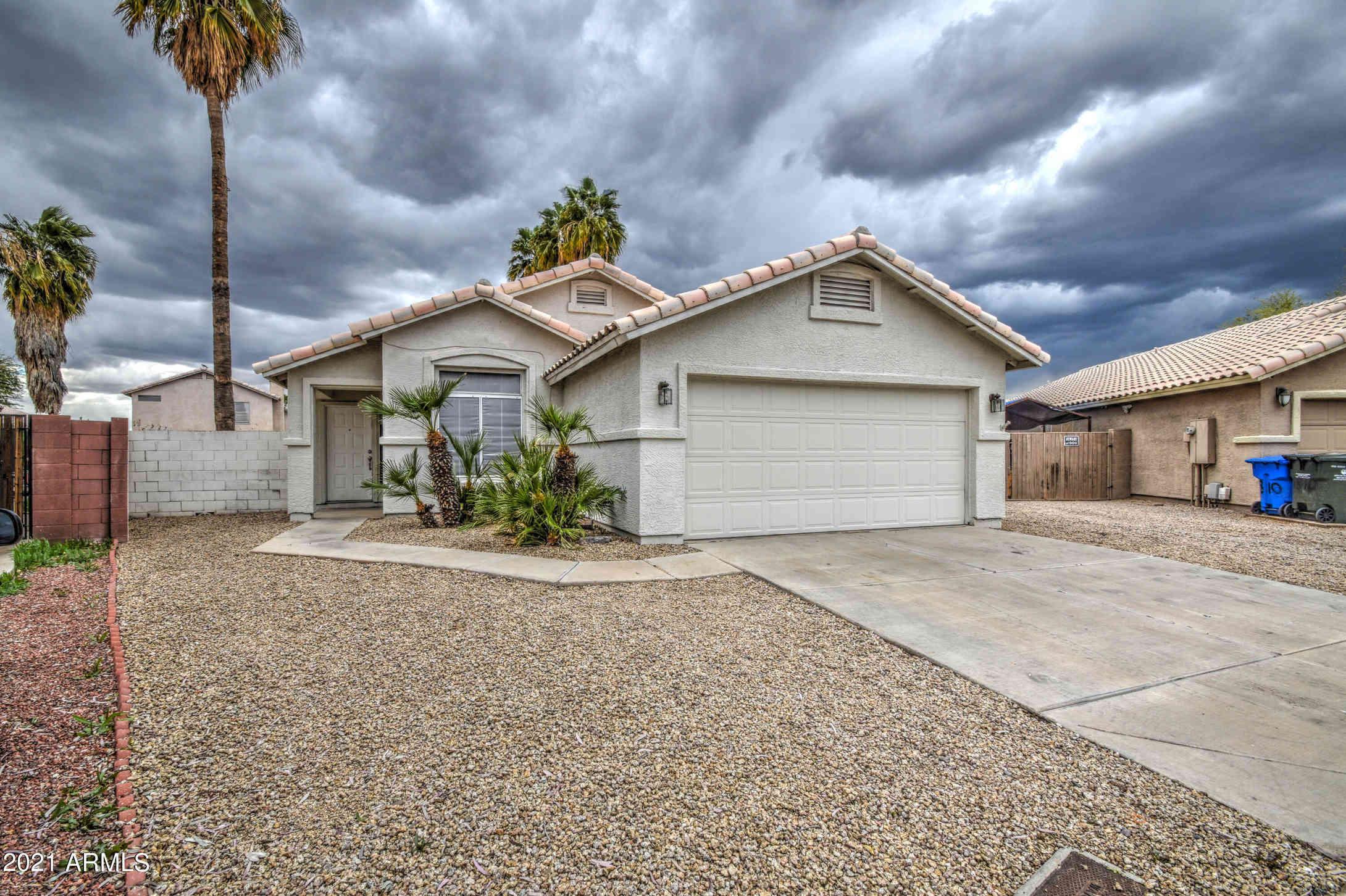 1806 N 87TH Drive, Phoenix, AZ, 85037,