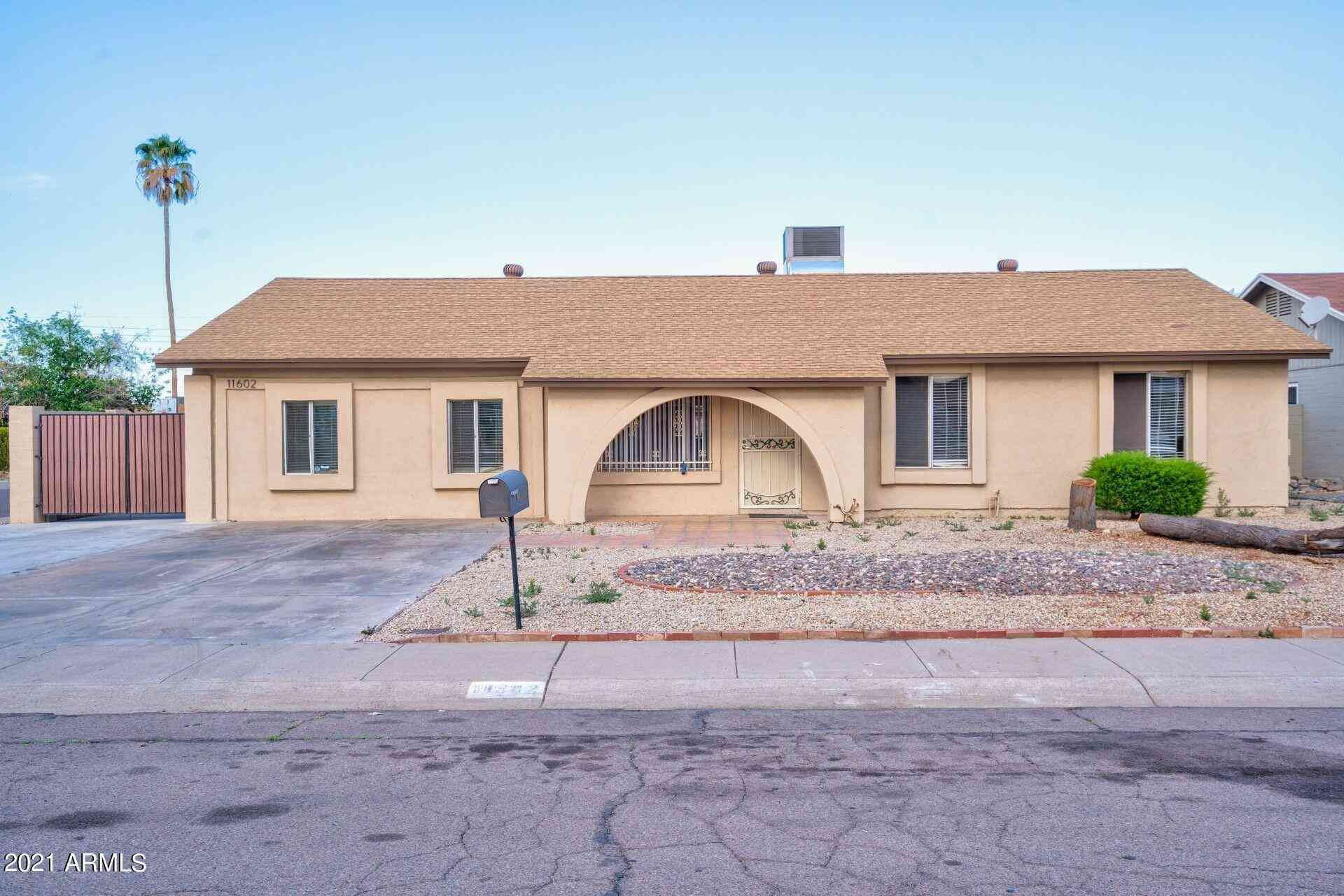11602 N 42ND Avenue, Phoenix, AZ, 85029,