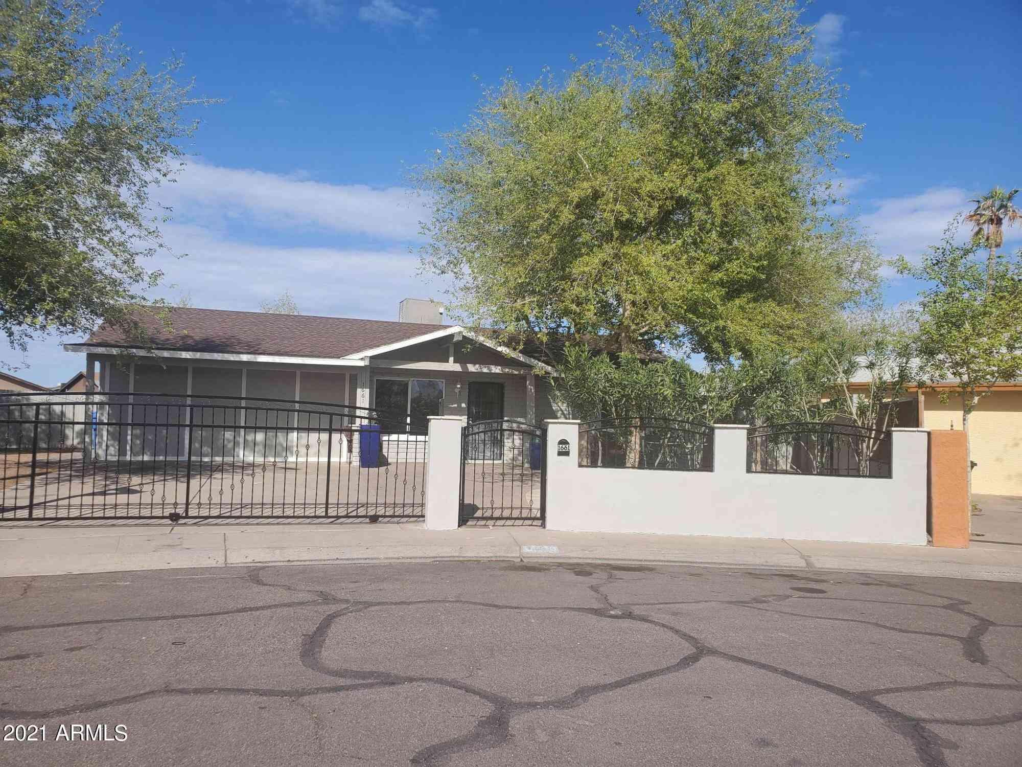 1661 N 53RD Drive, Phoenix, AZ, 85035,