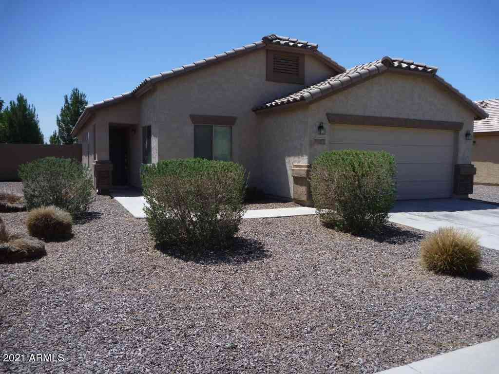 433 N 10TH Place, Coolidge, AZ, 85128,
