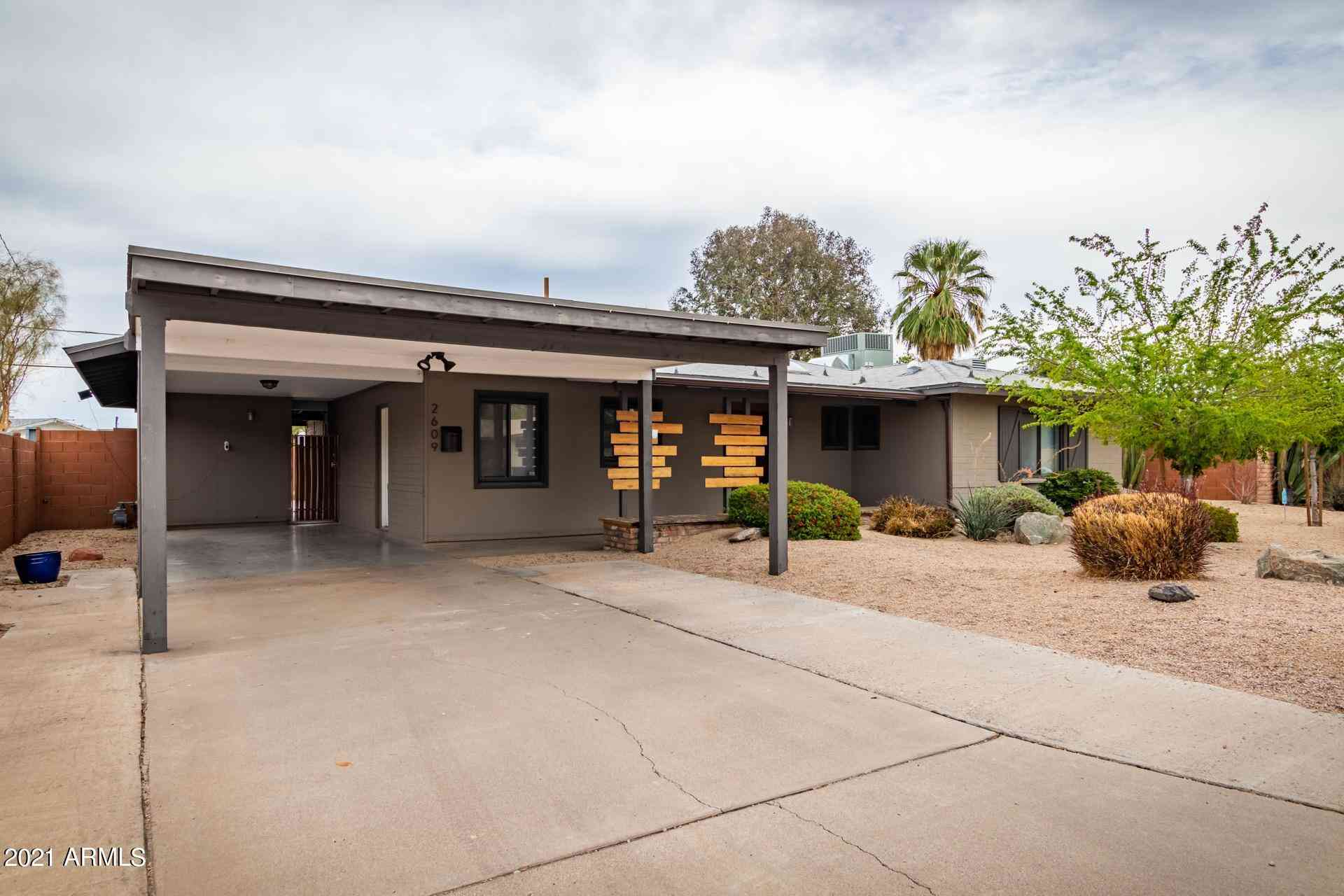 2609 N 68TH Place, Scottsdale, AZ, 85257,