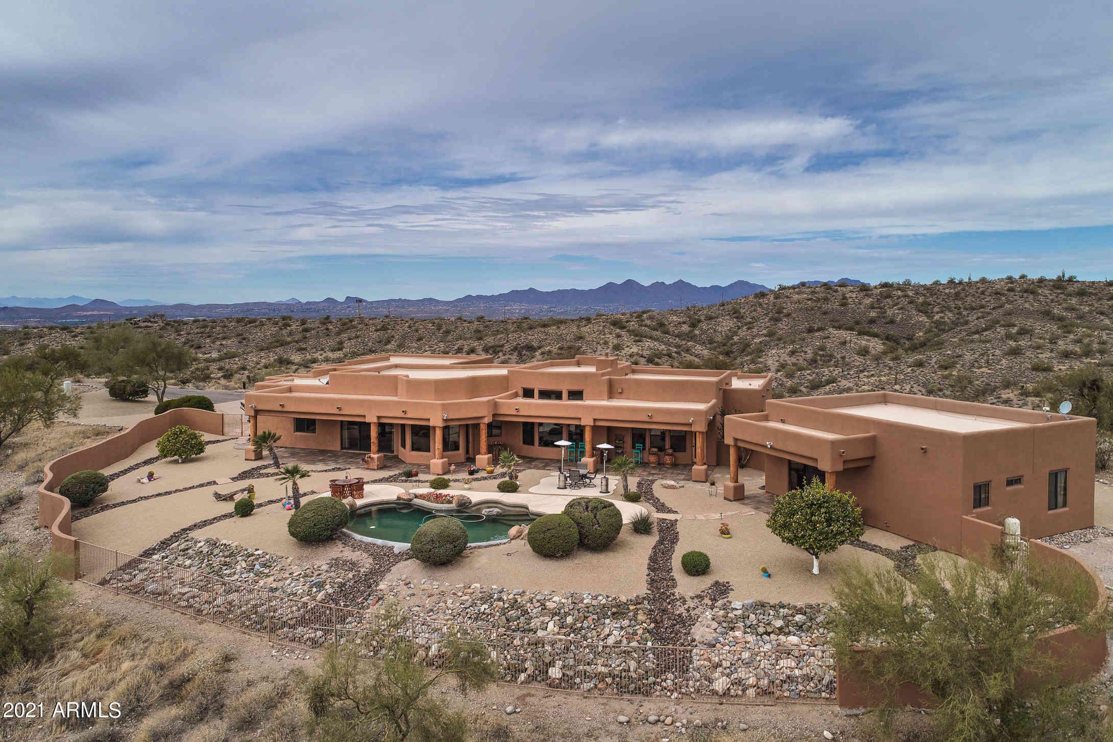 14019 N VISTA DEL ORO --, Fort Mc Dowell, AZ, 85264,