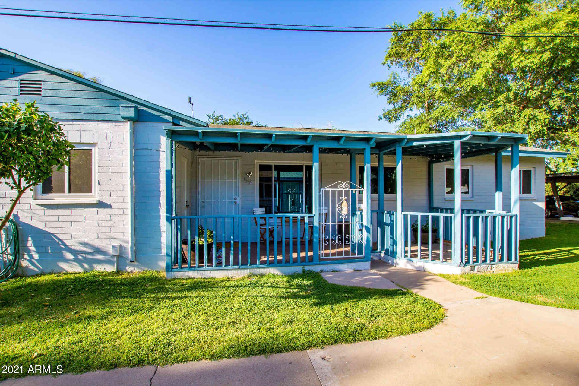 2953 N 19TH Avenue #59, Phoenix, AZ, 85015,