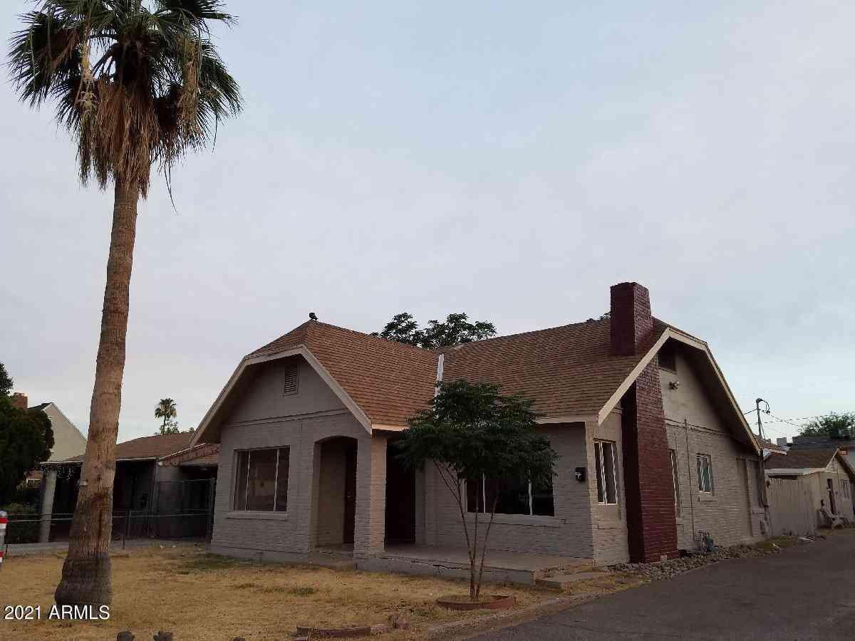 1936 E Yale Street, Phoenix, AZ, 85006,