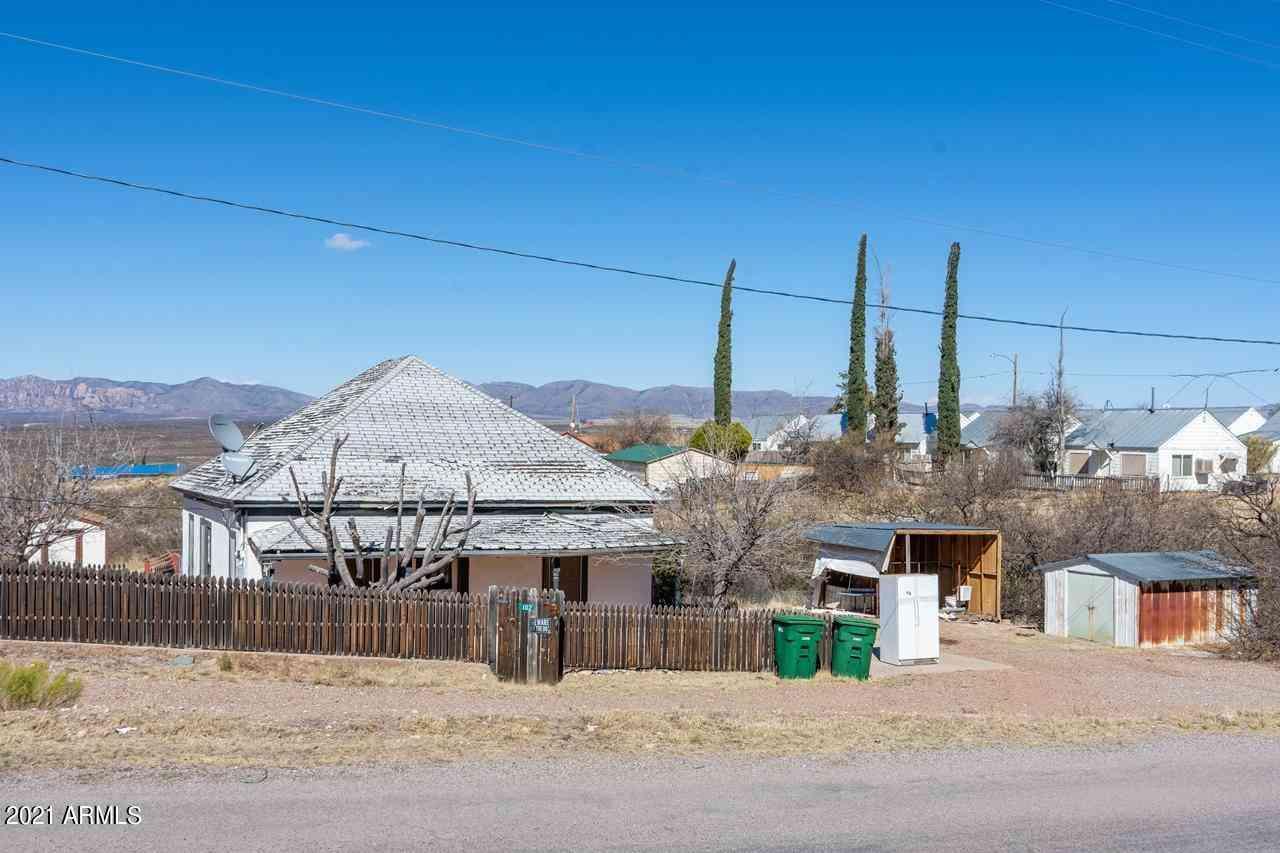 102 E BRUCE Street, Tombstone, AZ, 85638,