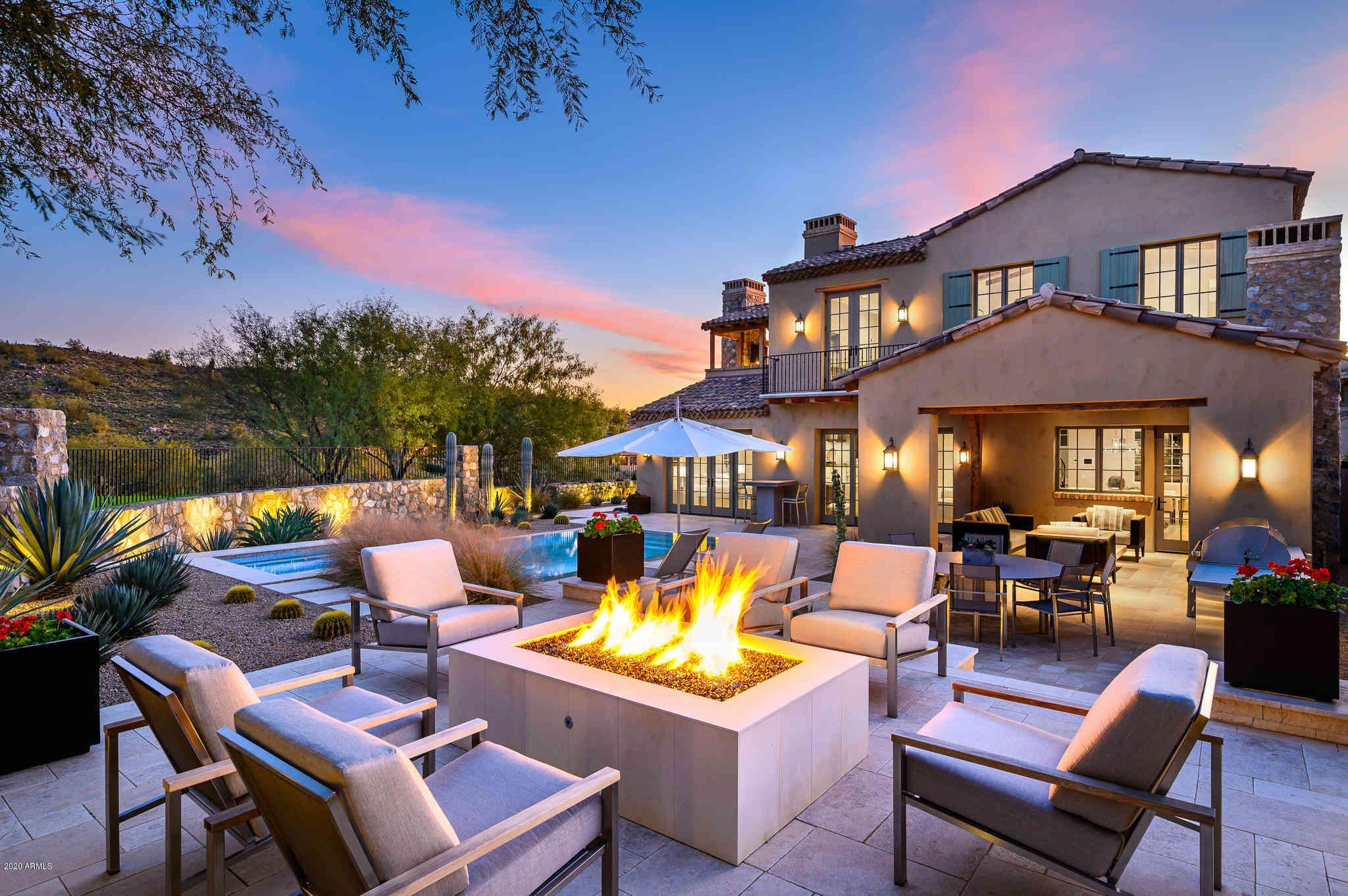 18903 N SILVERLEAF Drive, Scottsdale, AZ, 85255,