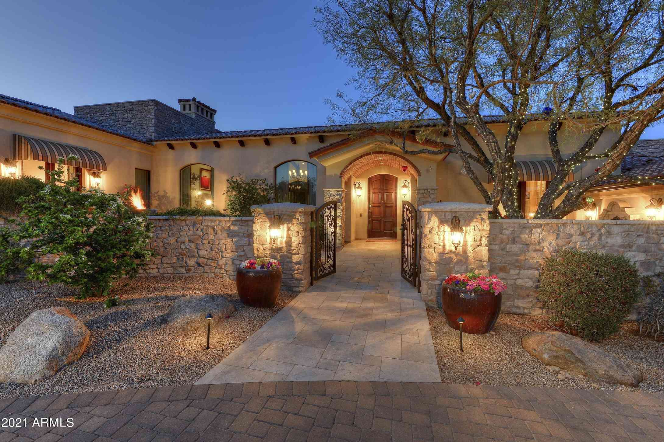 4530 E QUARTZ MOUNTAIN Road, Paradise Valley, AZ, 85253,