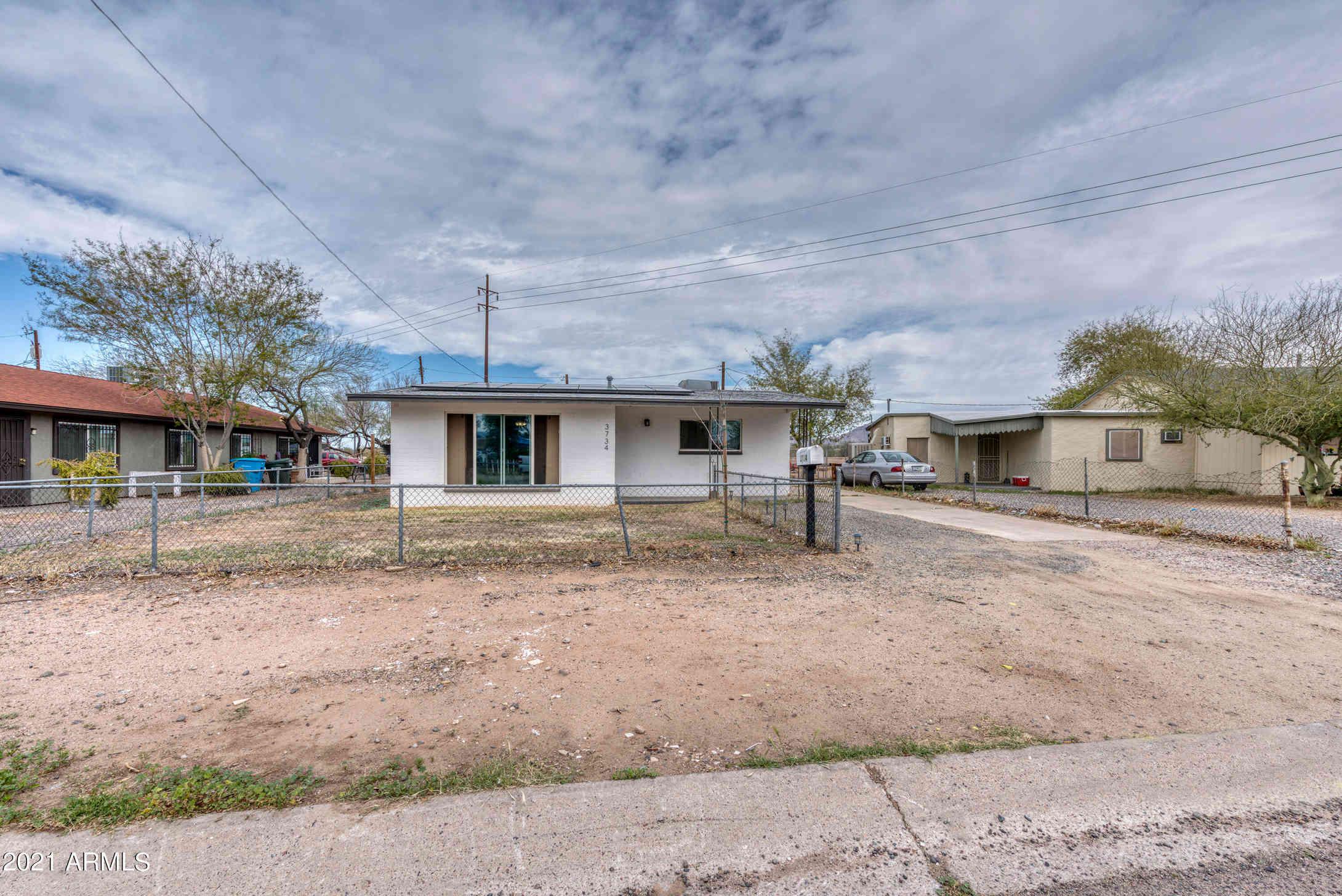 3734 E FILLMORE Street, Phoenix, AZ, 85008,