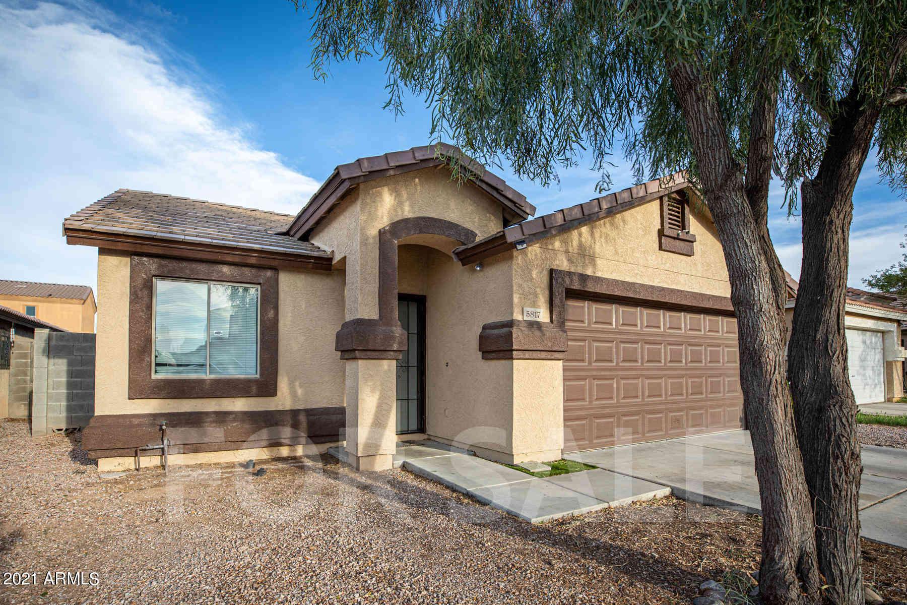 5817 S 11TH Drive, Phoenix, AZ, 85041,