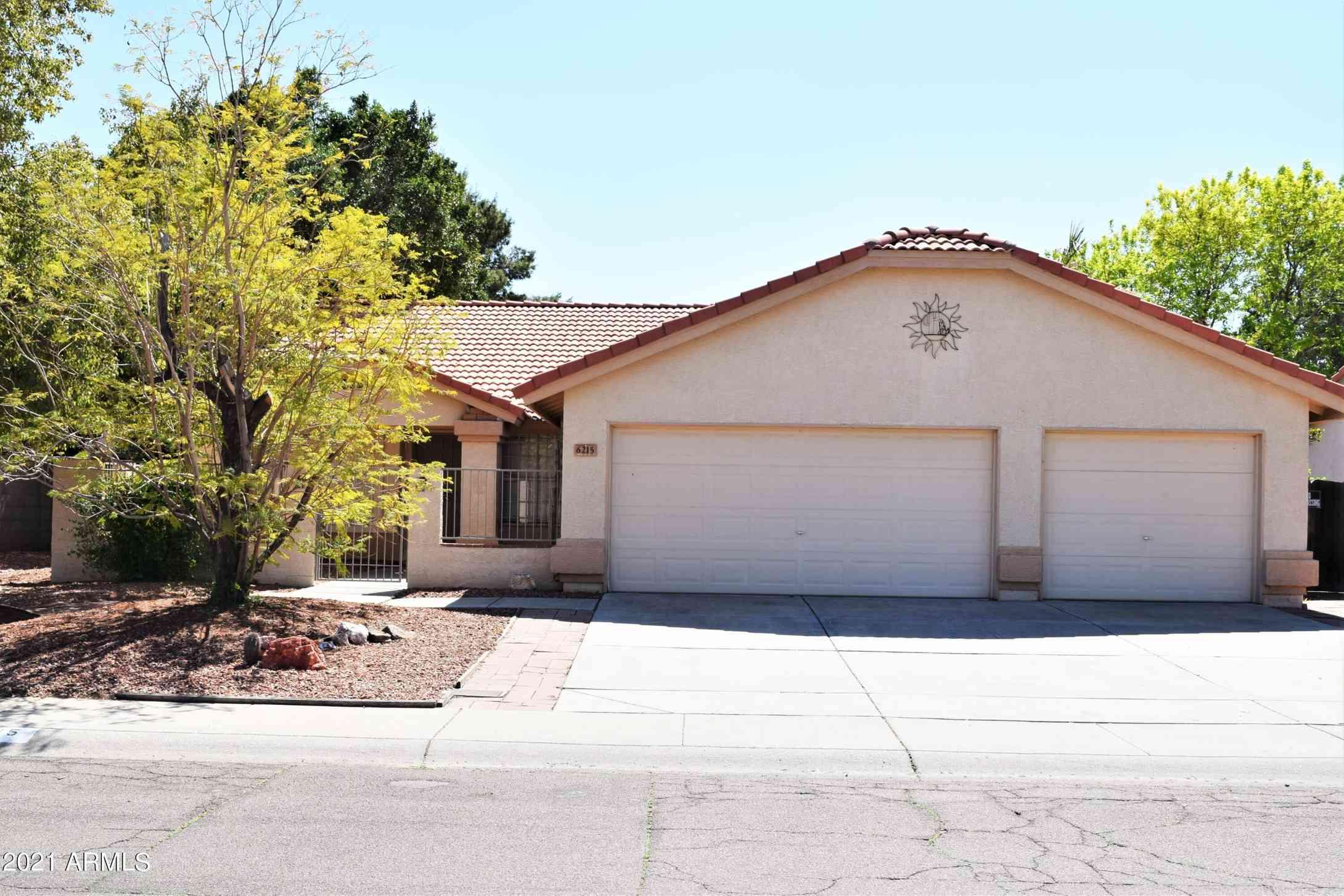 6215 W KINGS Avenue, Glendale, AZ, 85306,