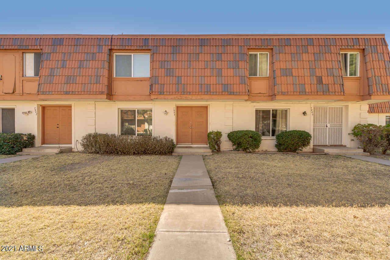 7844 N 47TH Avenue, Glendale, AZ, 85301,