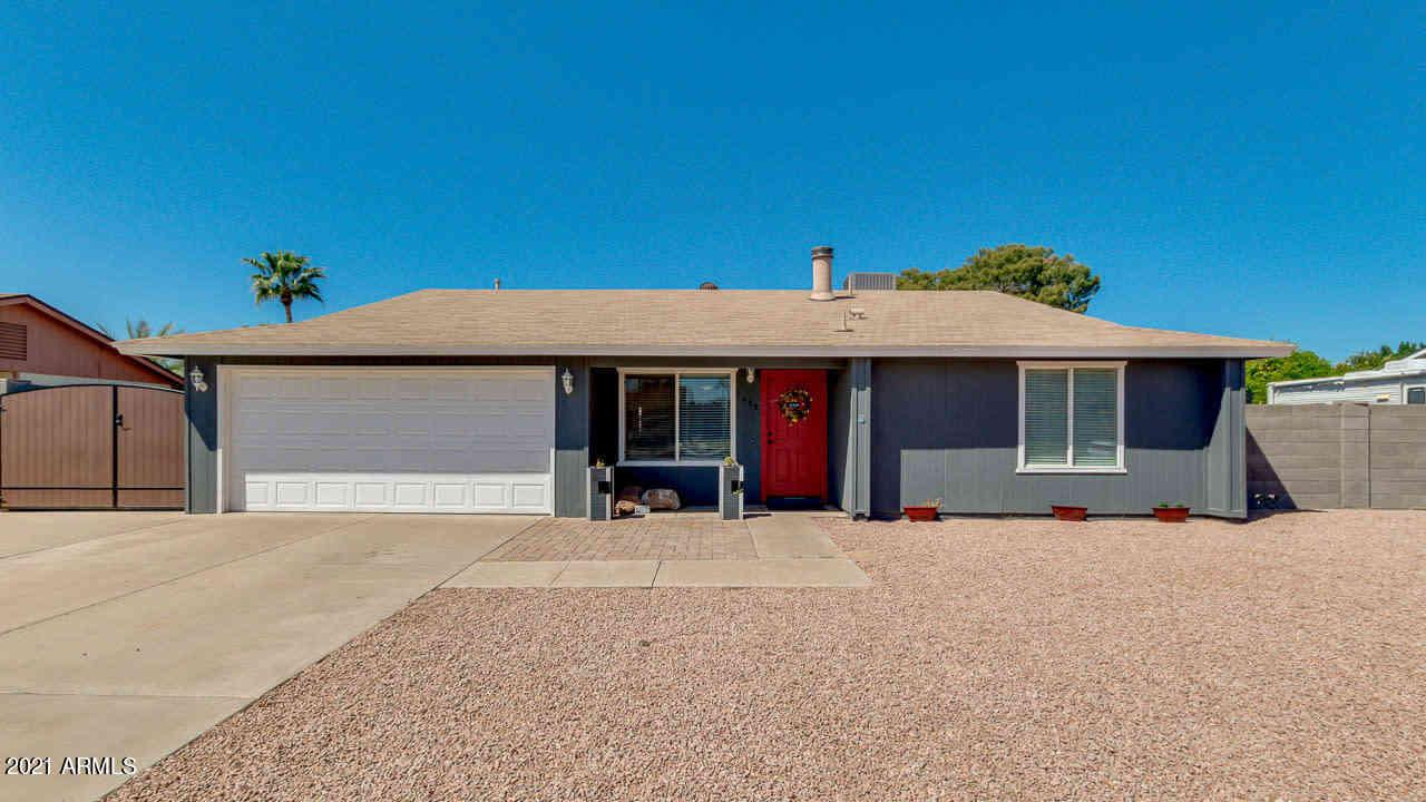 2458 E BILLINGS Street, Mesa, AZ, 85213,