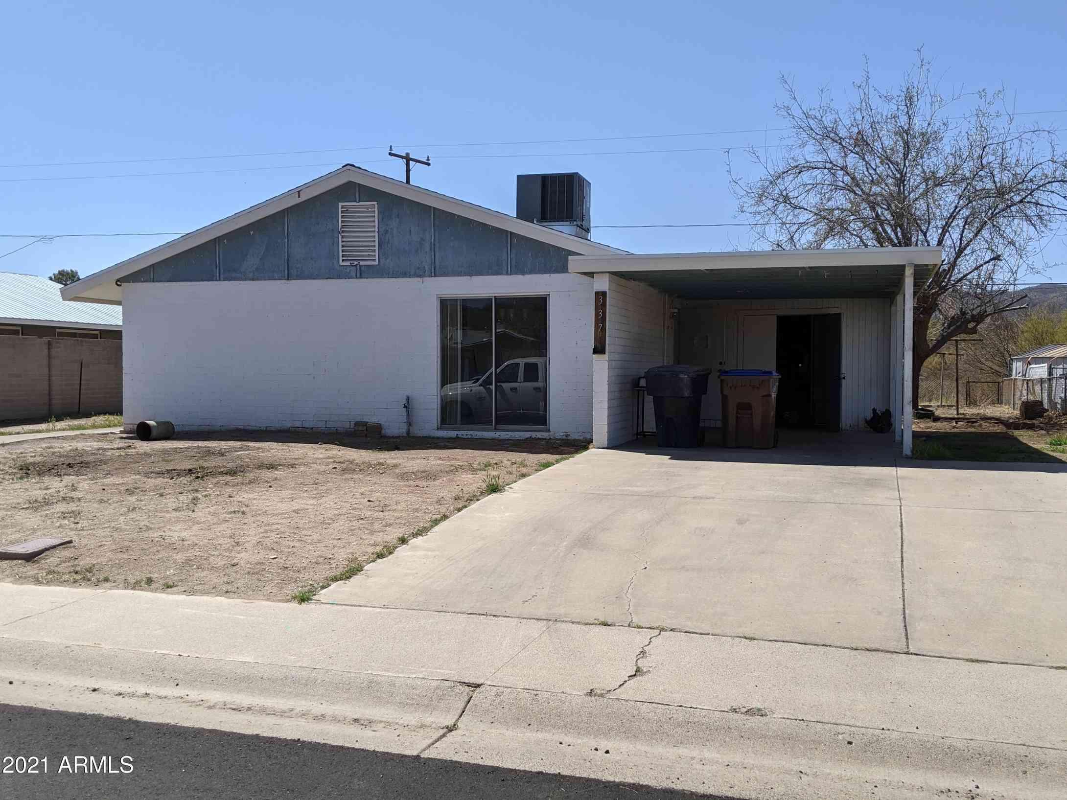 337 W HARTFORD Road, Kearny, AZ, 85137,