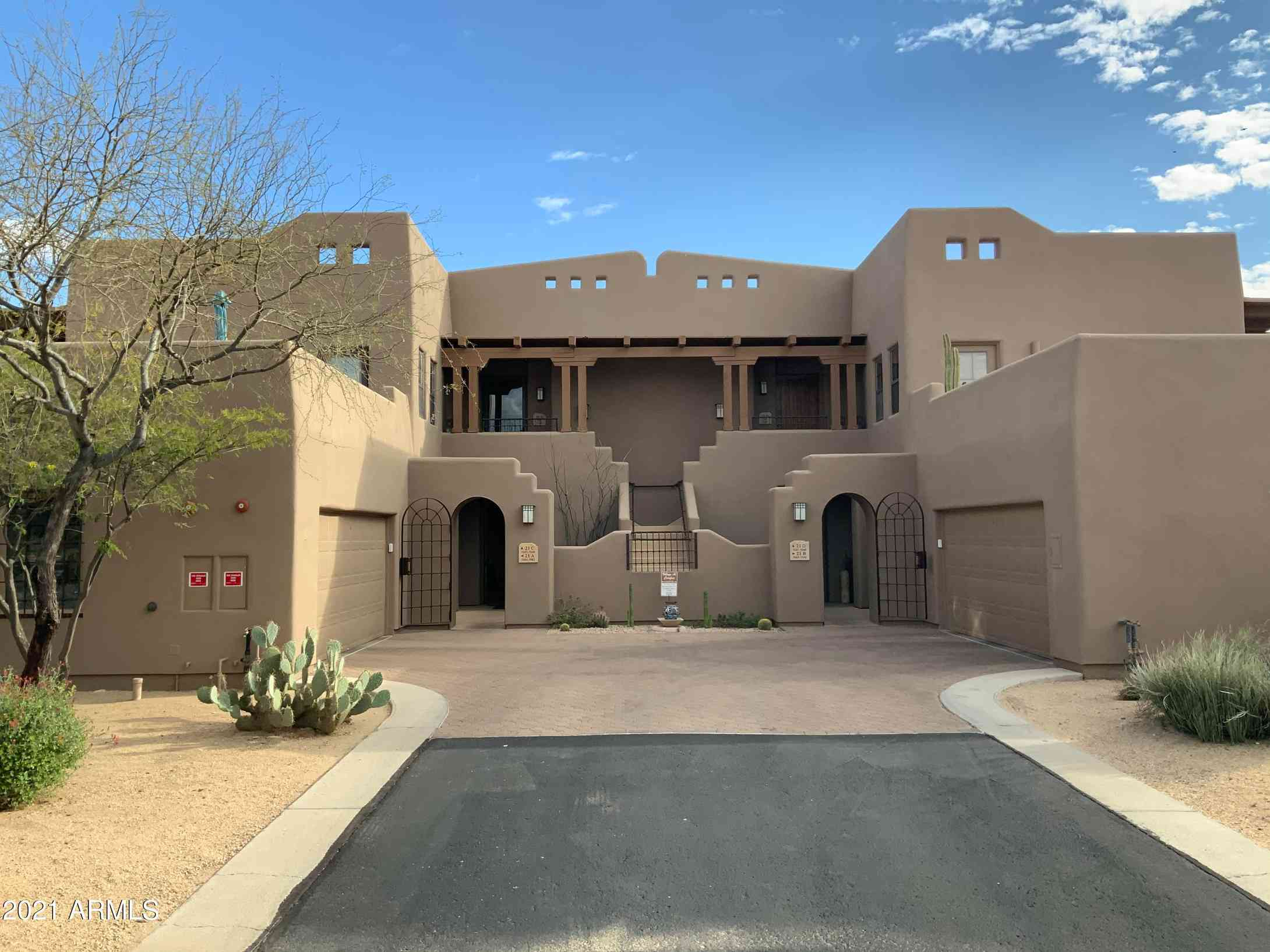 36601 N MULE TRAIN Road #A21, Carefree, AZ, 85377,