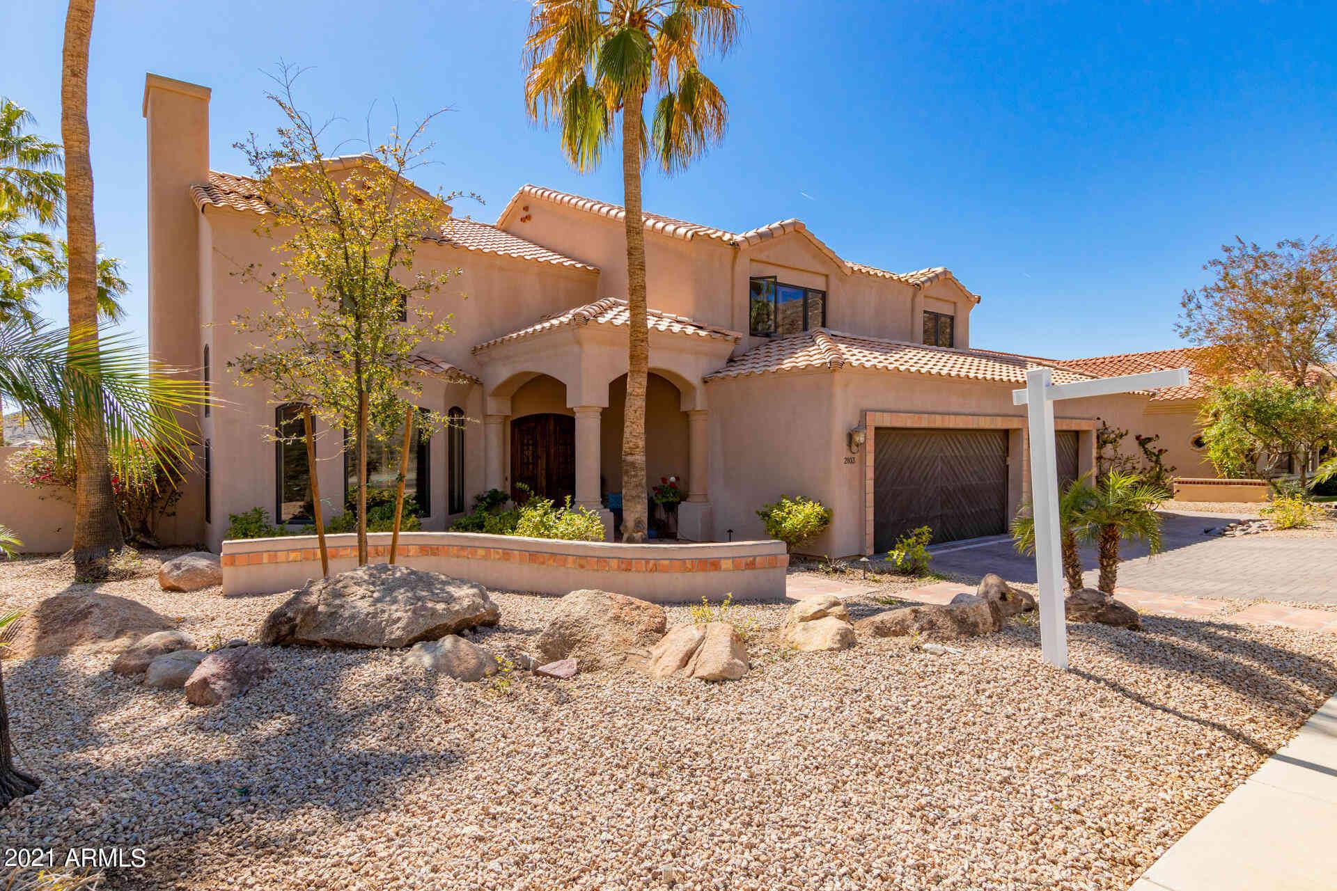 2103 E CLUBHOUSE Drive, Phoenix, AZ, 85048,