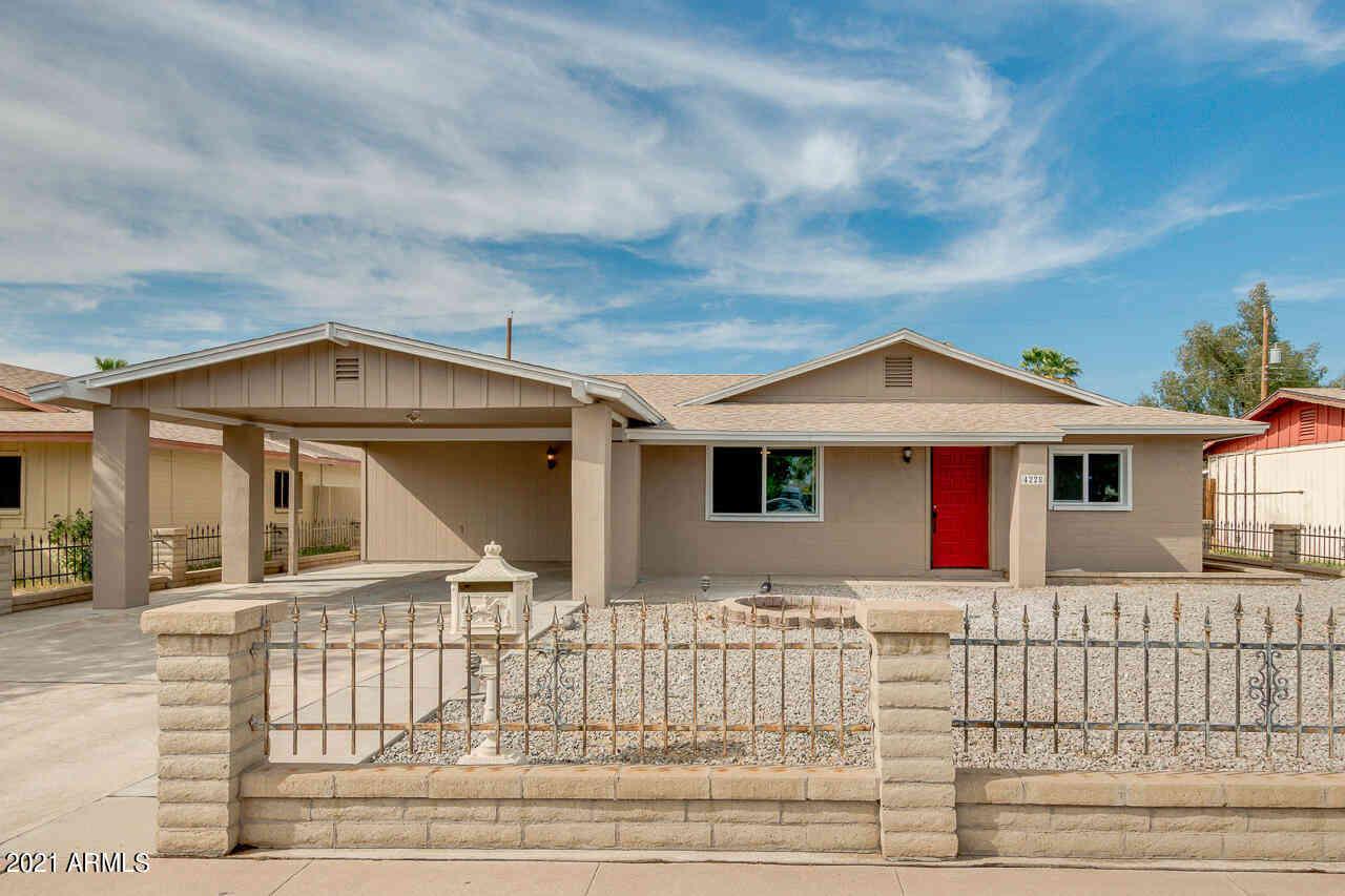 4228 W ORANGEWOOD Avenue, Phoenix, AZ, 85051,
