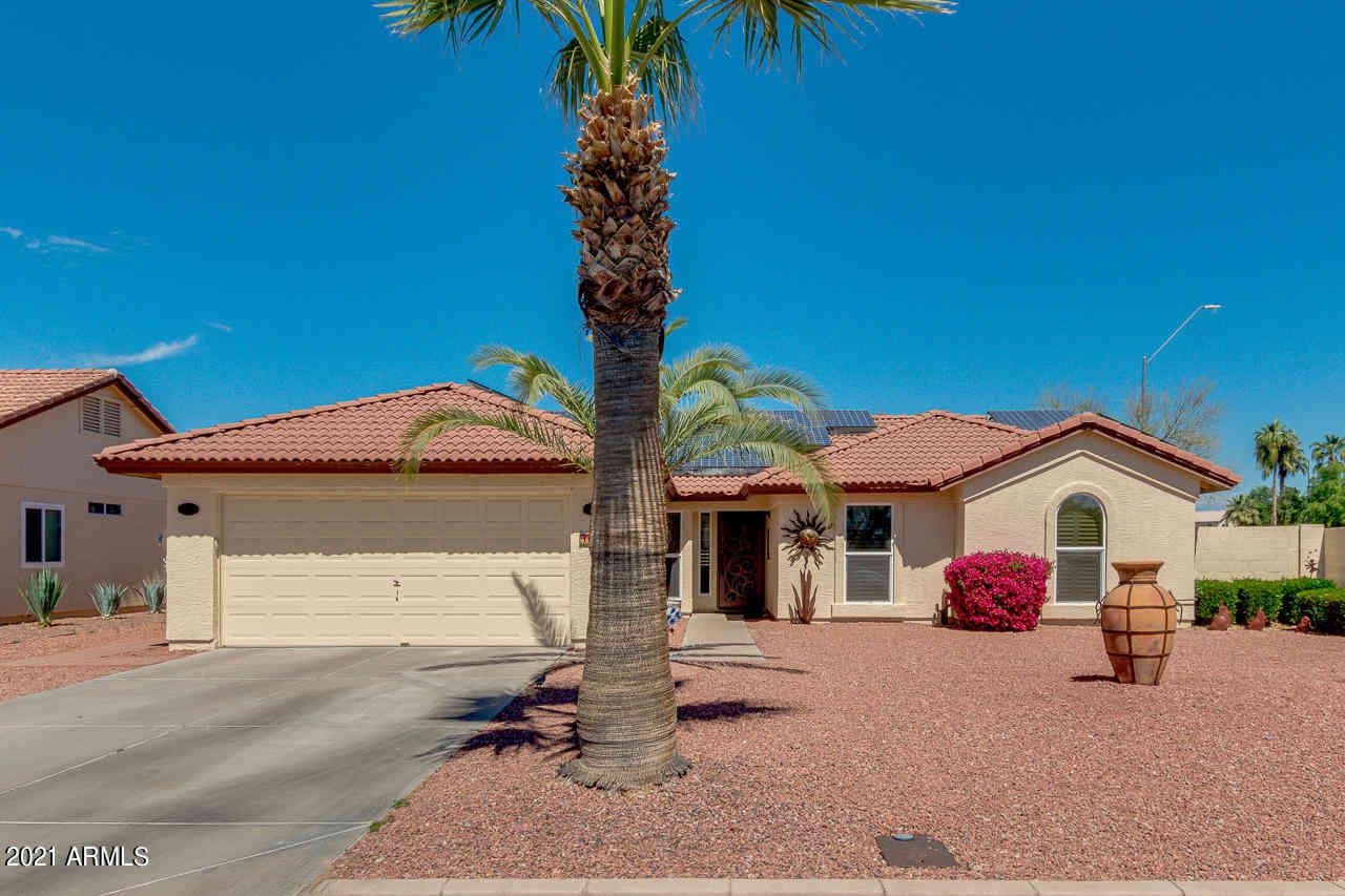 9102 W MAUI Lane, Peoria, AZ, 85381,
