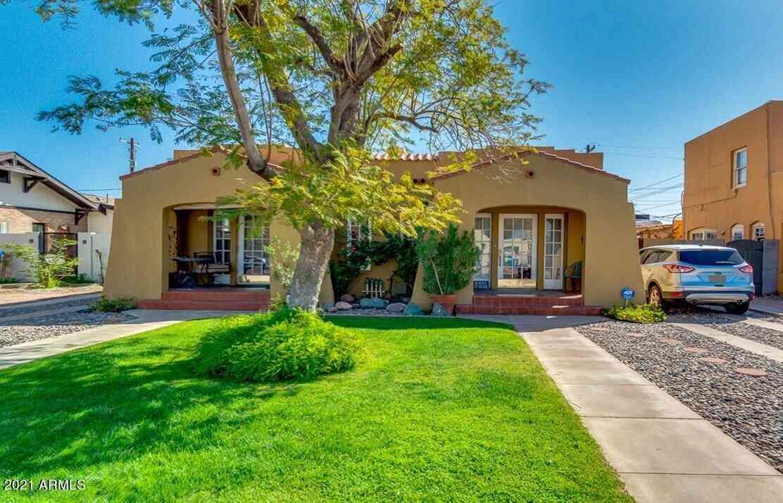 2505 N 10TH Street, Phoenix, AZ, 85006,