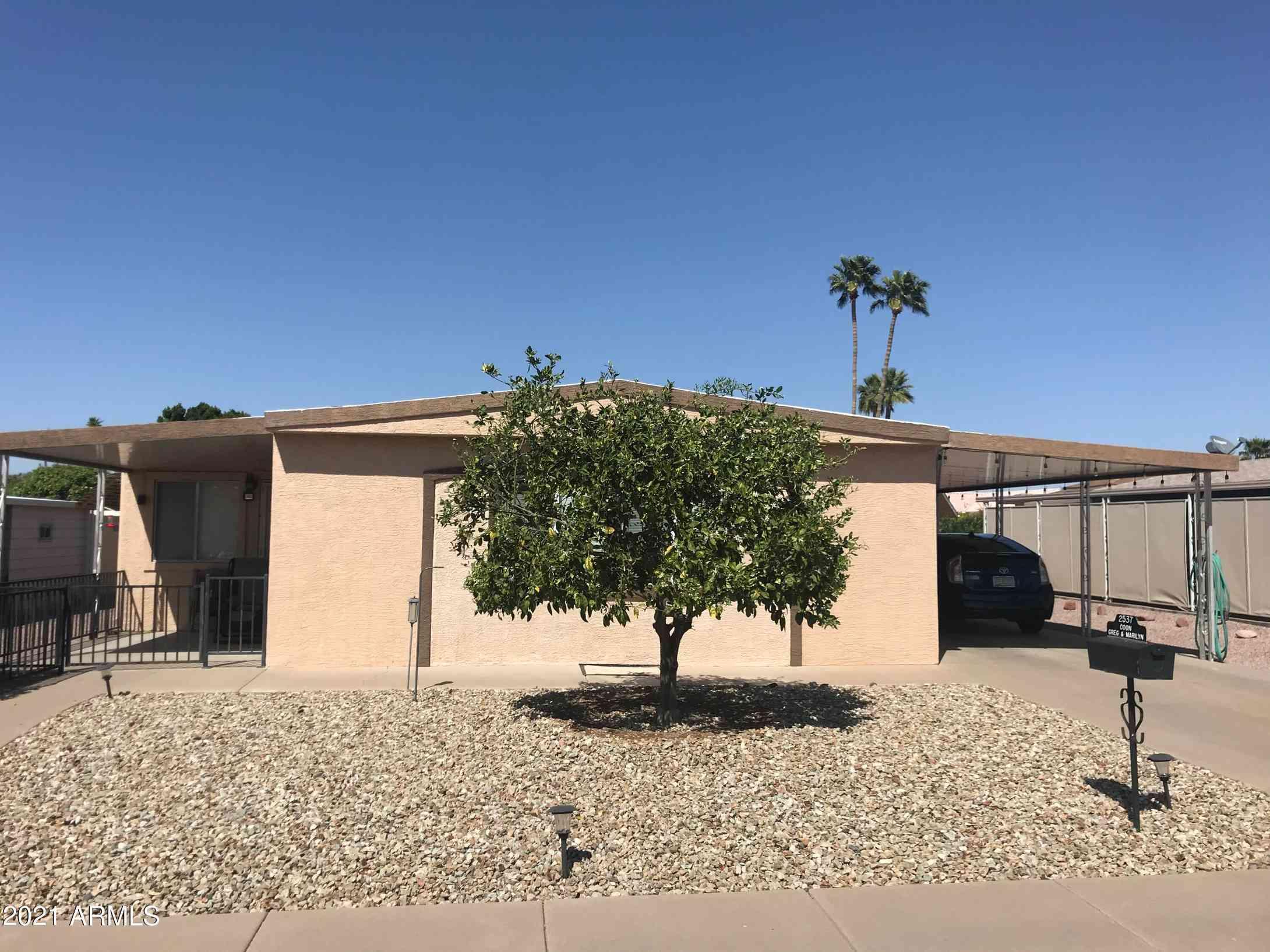 2537 N Lema Drive, Mesa, AZ, 85215,