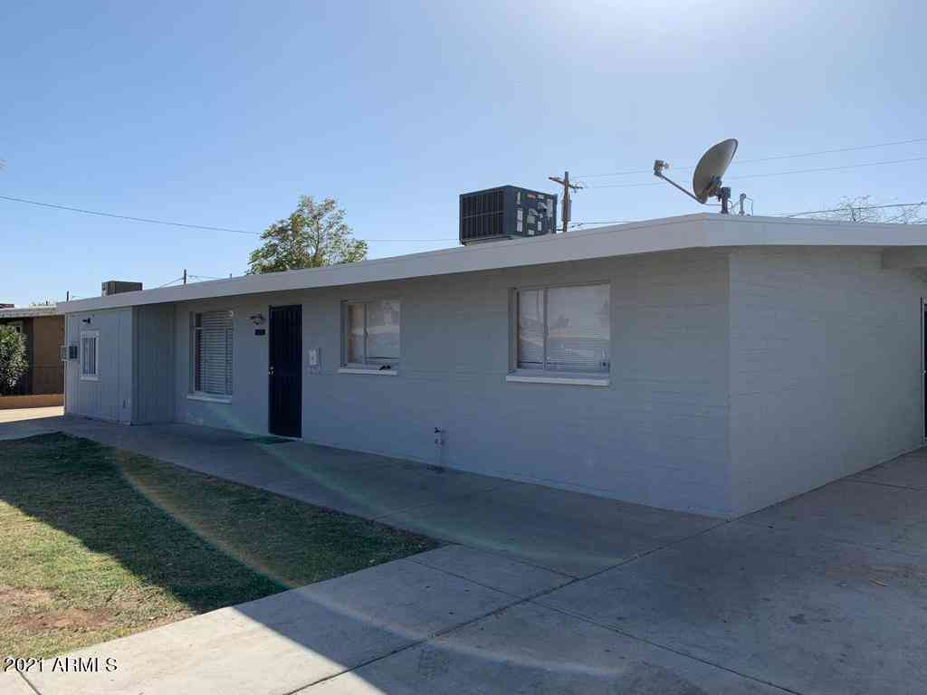 4224 N 50TH Avenue, Phoenix, AZ, 85031,