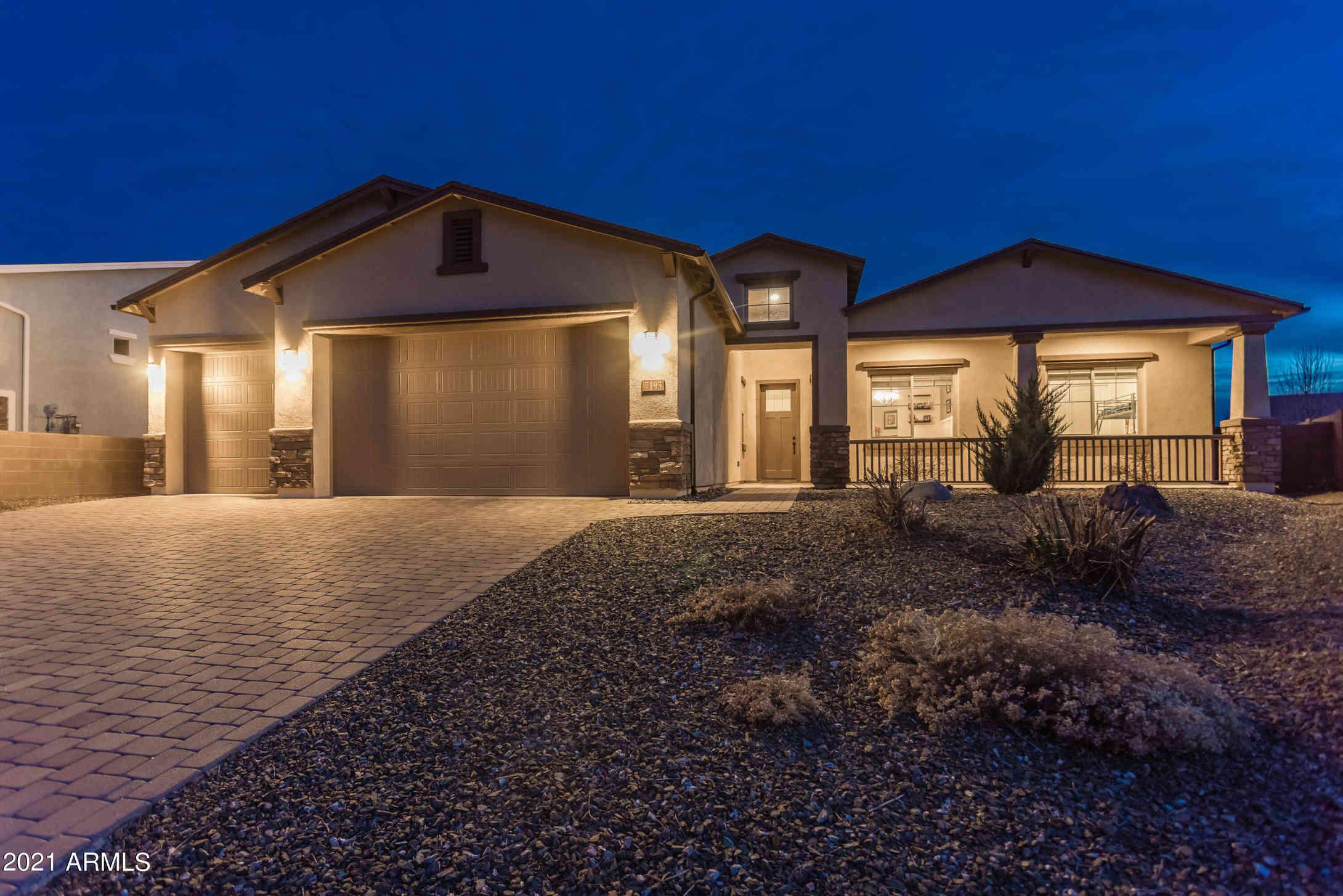 7195 E SAGE BUTTE --, Prescott Valley, AZ, 86315,