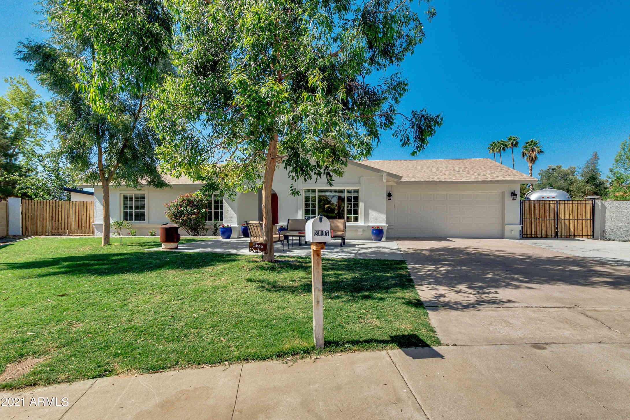 2607 E MERCER Lane, Phoenix, AZ, 85028,