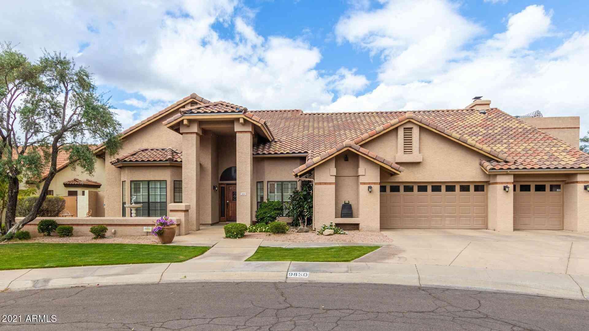 9850 N 83RD Place, Scottsdale, AZ, 85258,