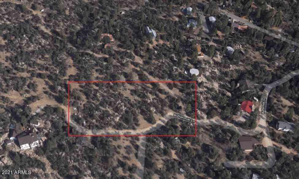 TBD Buttermilk Lane #346, Prescott, AZ, 86305,