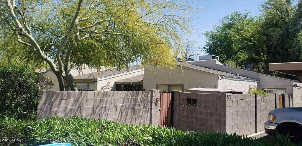 529 W ROMA Avenue #1, Phoenix, AZ, 85013,