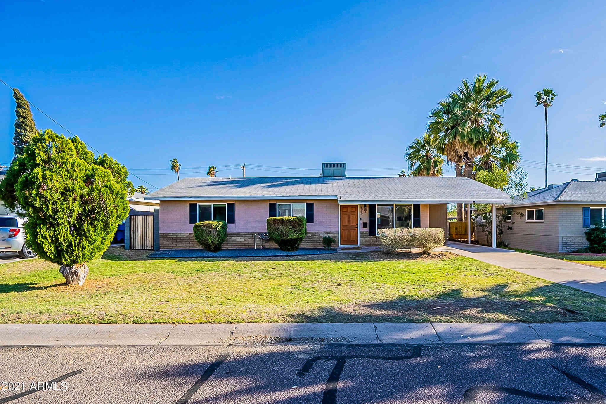 4819 E BRILL Street, Phoenix, AZ, 85008,