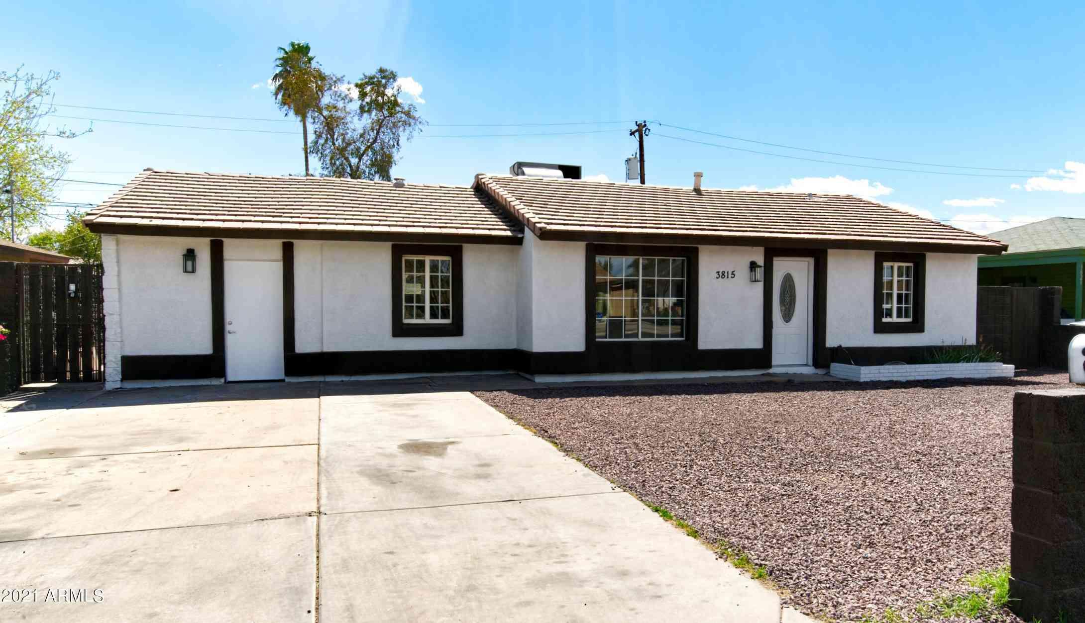 3815 W VERDE Lane, Phoenix, AZ, 85019,