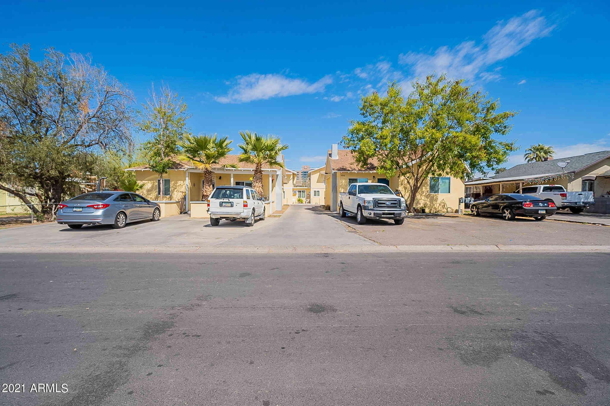 1832 E HARVARD Street, Phoenix, AZ, 85006,