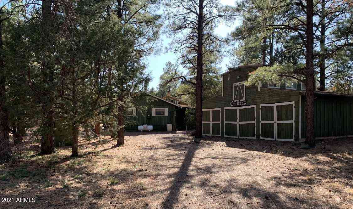 5 COUNTY ROAD 2017 Road, Nutrioso, AZ, 85932,