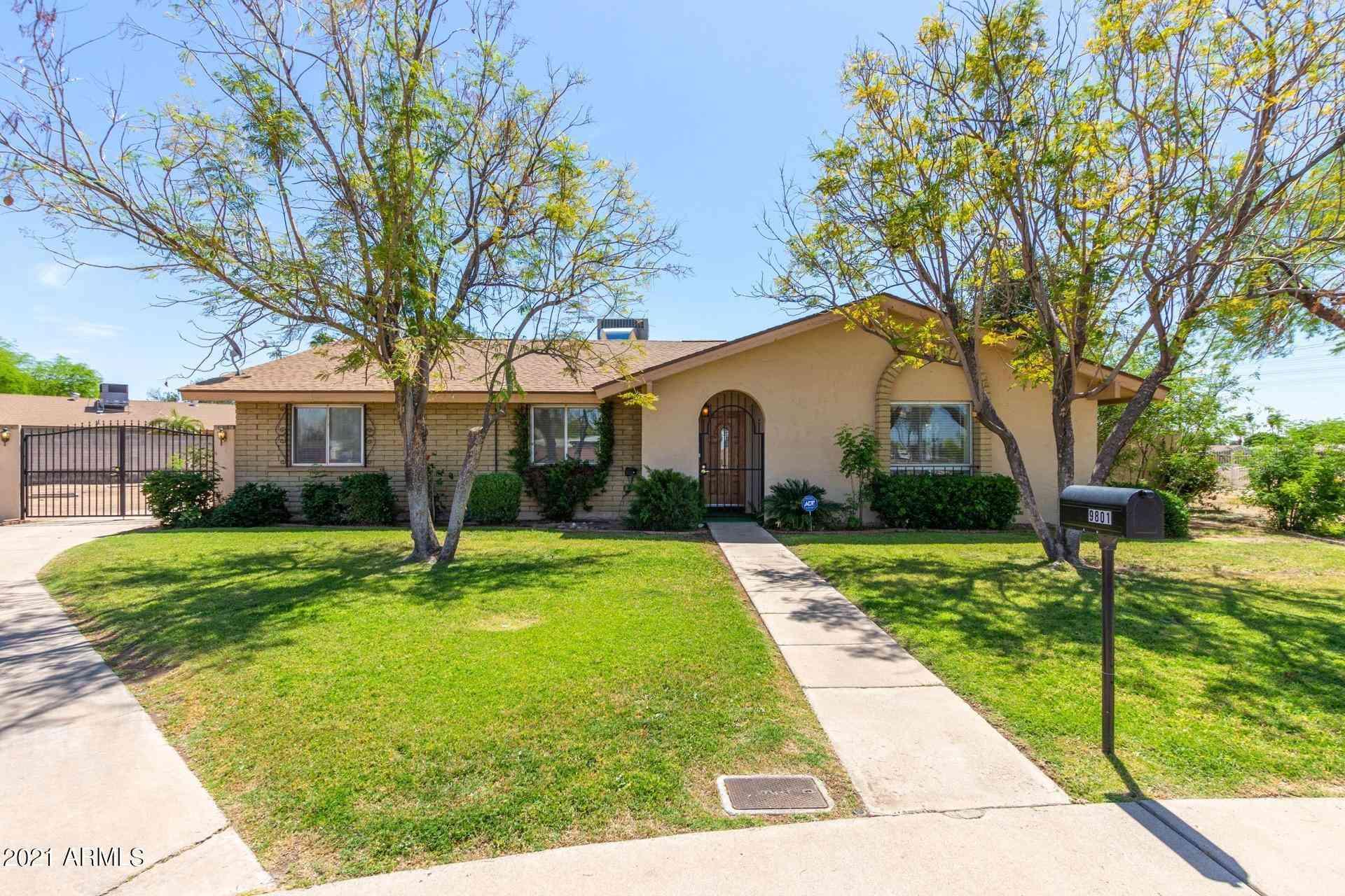 9801 N 37TH Drive, Phoenix, AZ, 85051,