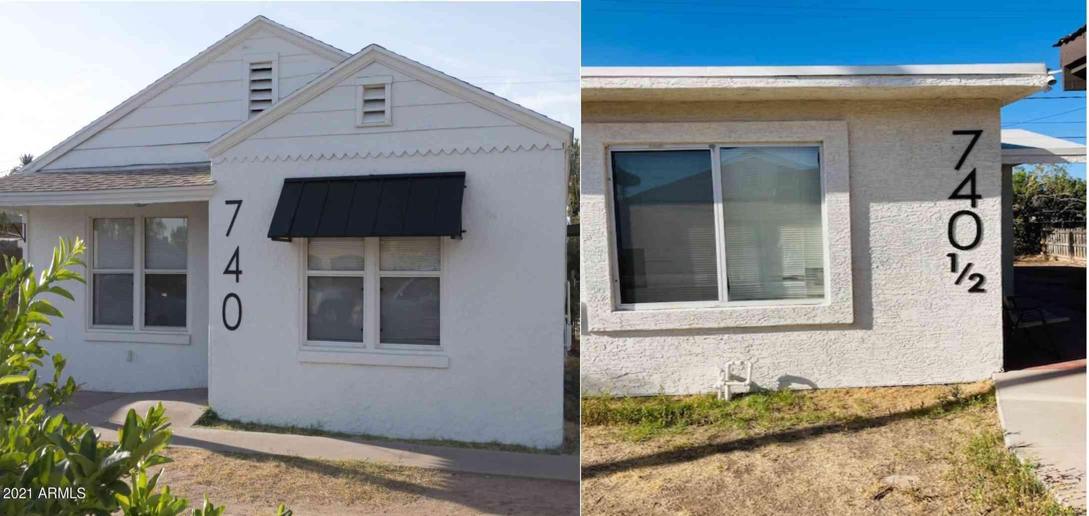 740 W 1ST Place, Mesa, AZ, 85201,