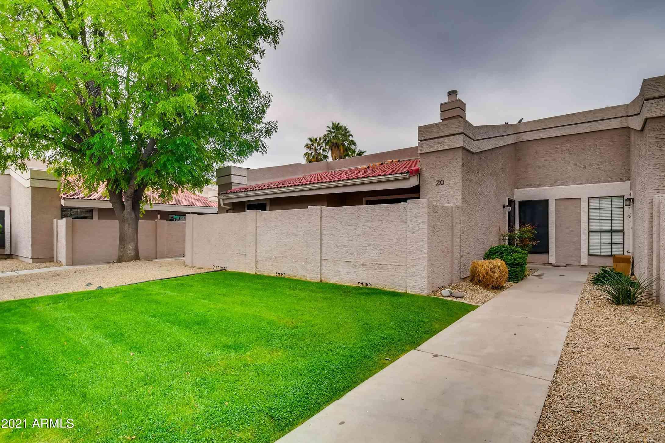 1976 N LEMON TREE Lane #20, Chandler, AZ, 85224,