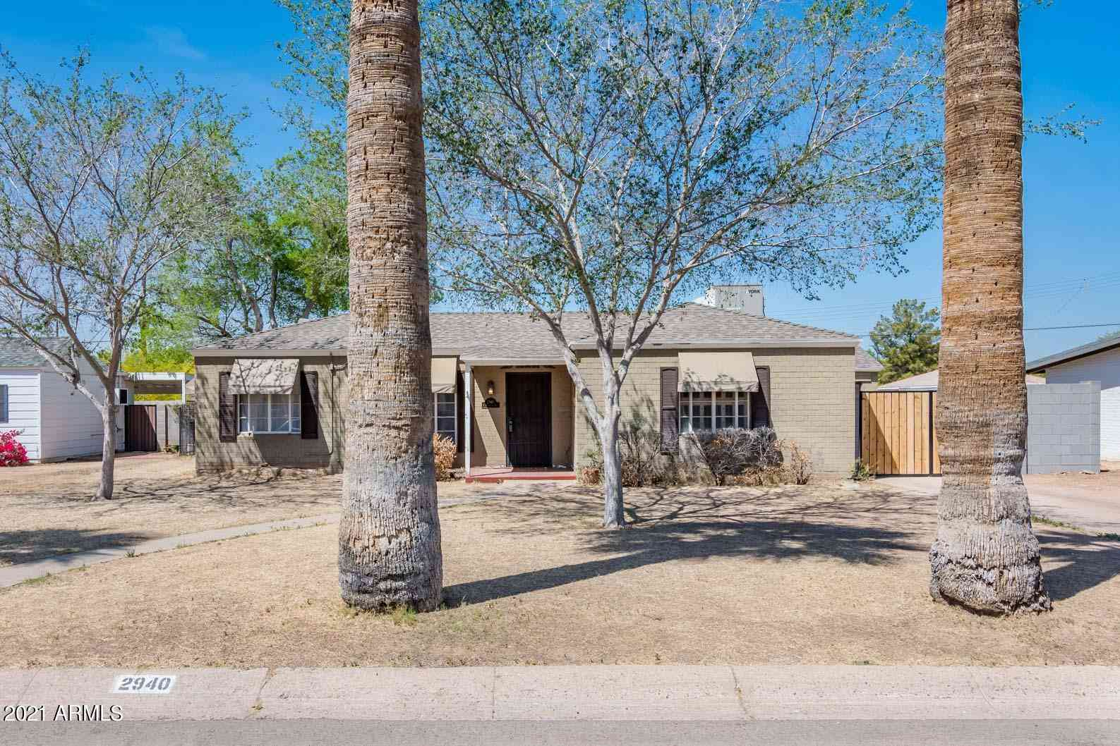 2940 N 16TH Avenue, Phoenix, AZ, 85015,