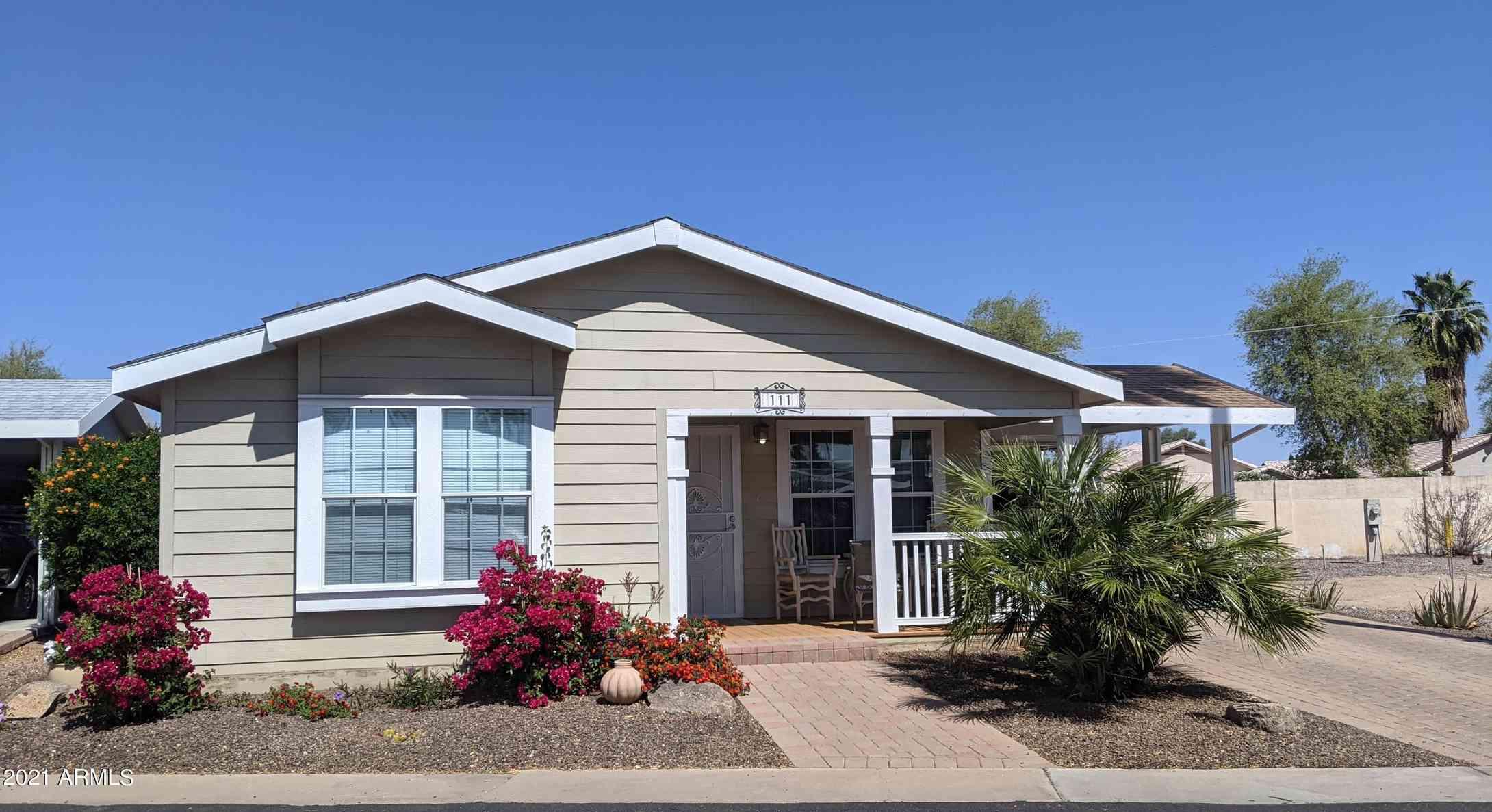 7300 N 51ST Avenue #H111, Glendale, AZ, 85301,