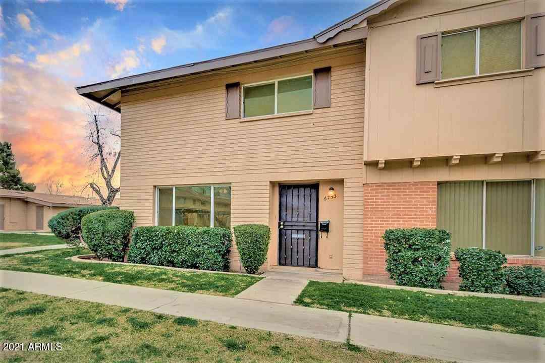6753 N 44TH Avenue, Glendale, AZ, 85301,